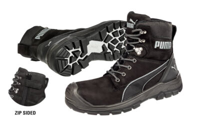 Puma Safety Conquest Black product image