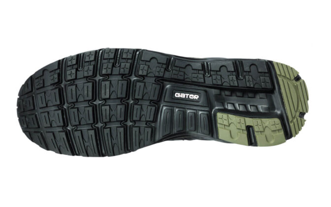 Gator Safety Recoil Camo Sole